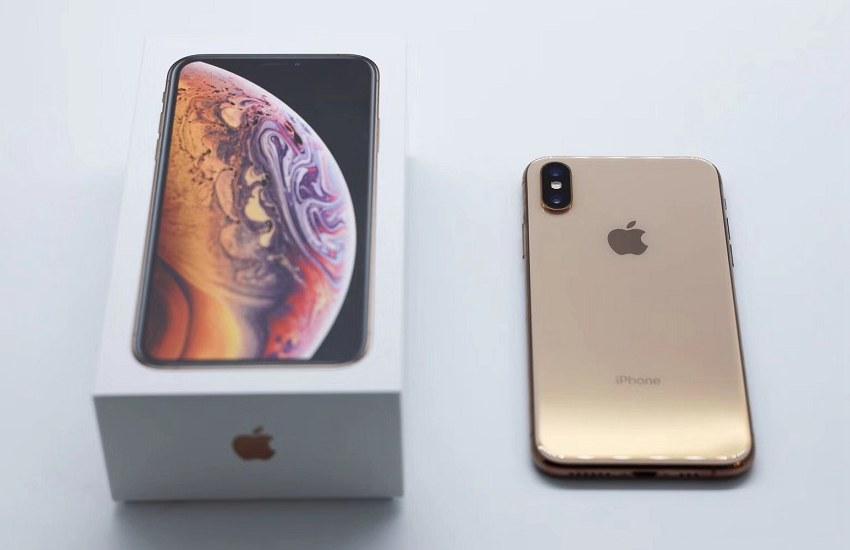 苹果iPhone XS金色开箱图赏 X模样熟悉的味道(9/10)