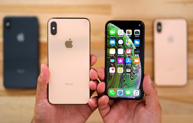 最高降千元!苹果iPhone XS/XS Max供货充足销量不及预期