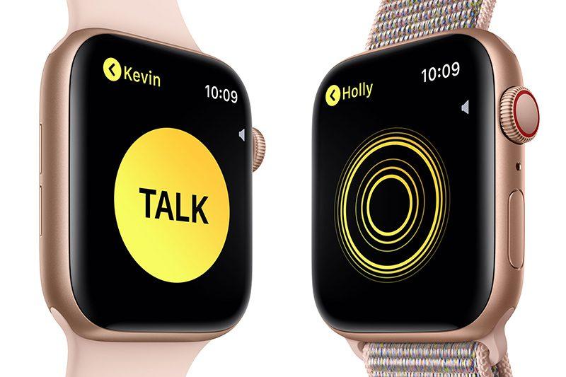 苹果发布 watchOS 5.0.1系统更新 修复健身记录圆环问题