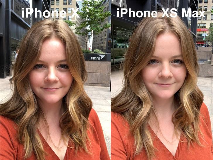 """外媒实测苹果iPhone XS""""美颜门"""":原因并非降噪"""