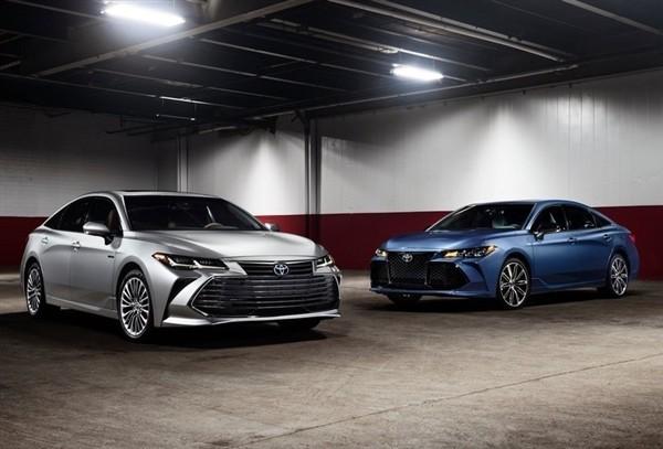 丰田新Avalon将于11.15预售 售价区间在22-27万元