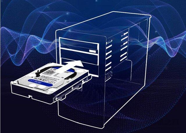 台式电脑加新/旧机械硬盘+分区教程 旧机械硬盘可以装新电脑上吗?