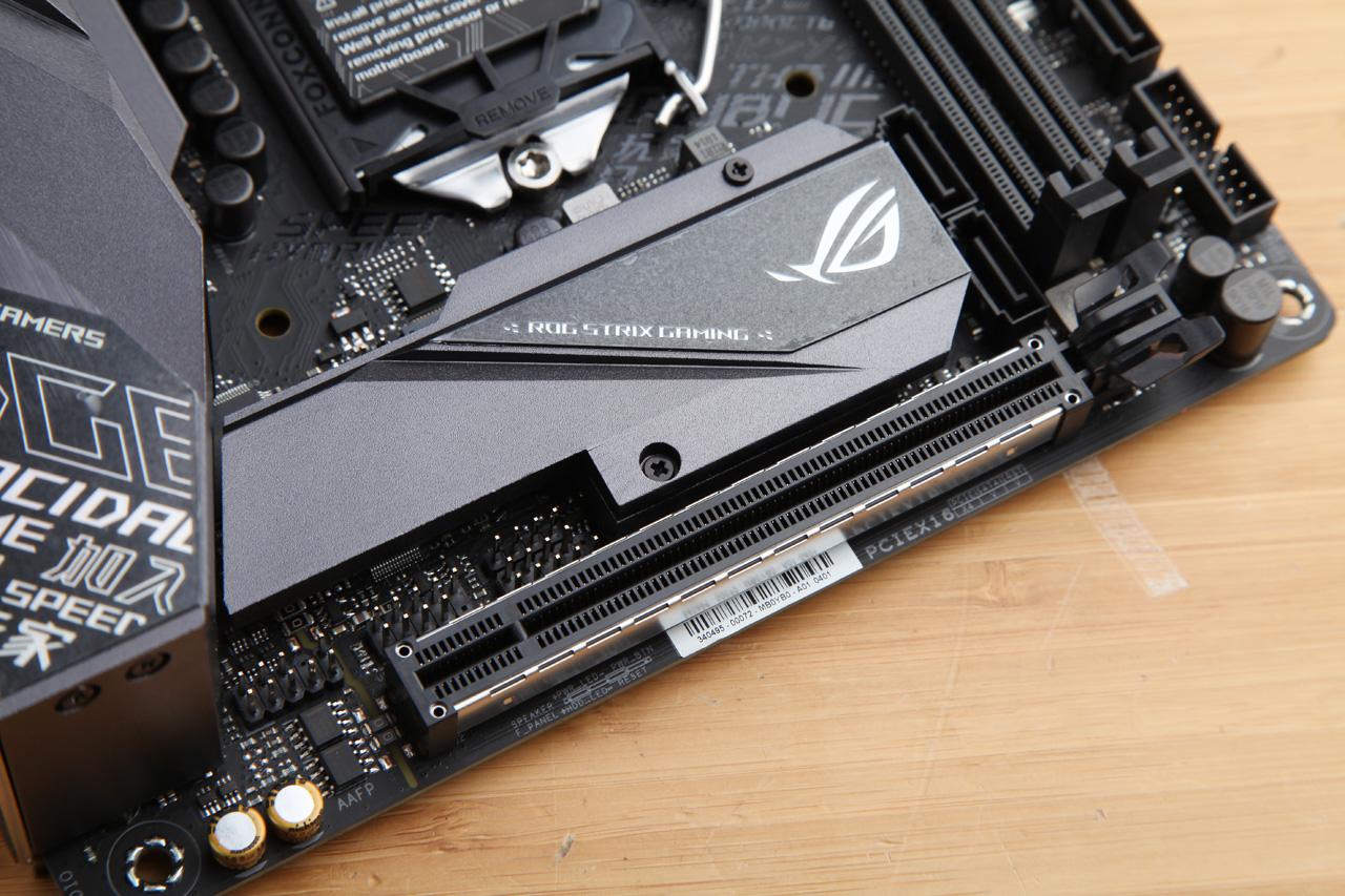华硕ROG STRIX Z390-I GAMING主板评测