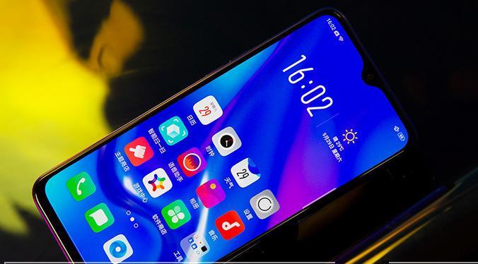 OPPO K1评测:水滴全面屏,值得购买的屏幕指纹手机