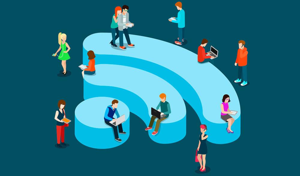 全球WiFi经济价值近2万亿美元 2023预计将超3.47万亿