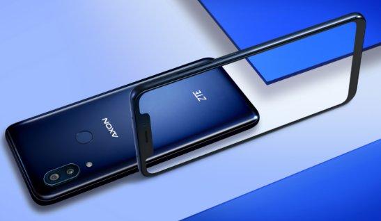 中兴天机Axon9 Pro发布:全面屏设计,强悍的硬件配置