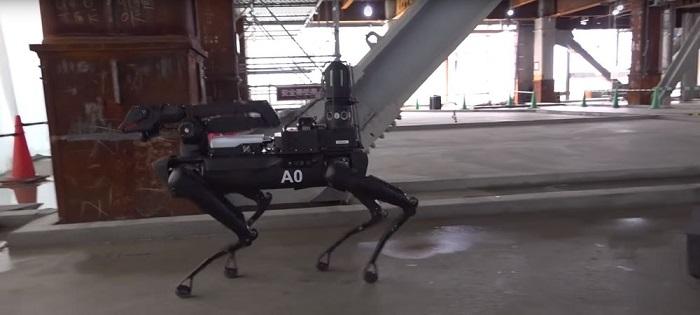 波士顿动力公司为Spot机器人找到了新工作:建筑工地巡检员