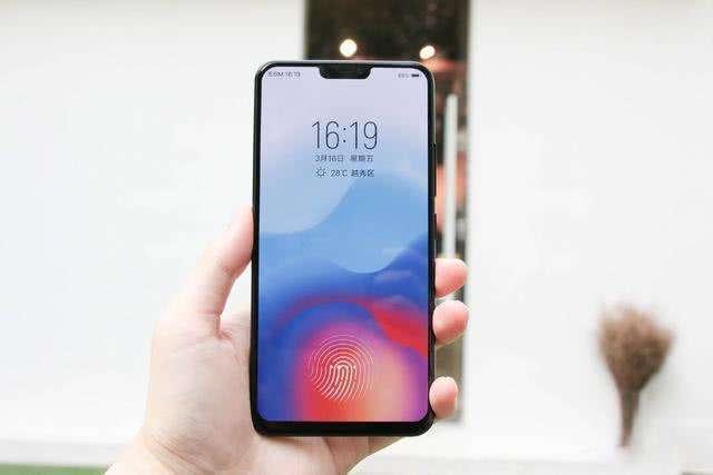 2018屏幕指纹解锁智能手机推荐 屏幕指纹手机哪些值得买?