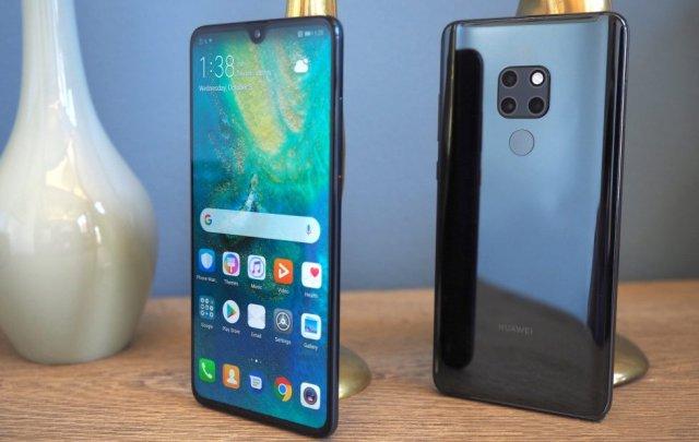 华为MATE 20发布:最高售价比最贵iPhone XS MAX还高?
