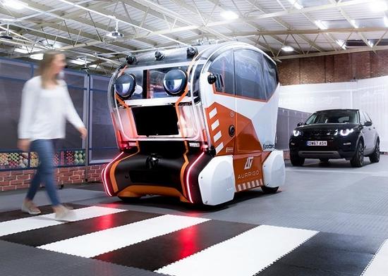 未来智能汽车的设计趋势:脱离人类拟人化