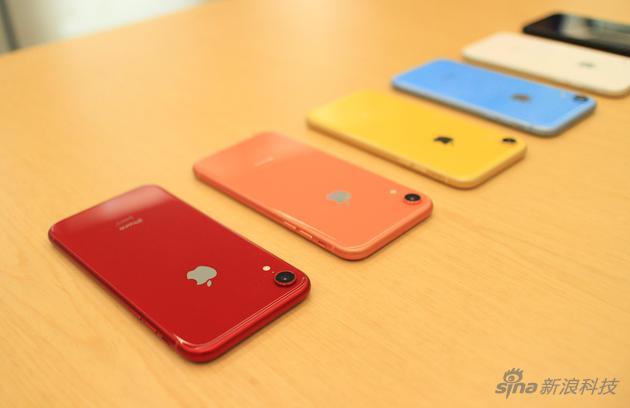 苹果iPhone XR上手体验:这次iPhone XR卖点可不止是色彩