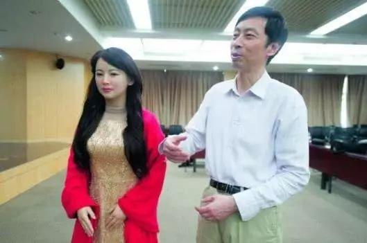 中美日三国美女机器人对比:中国最逼真,美国超性感,日本呢?