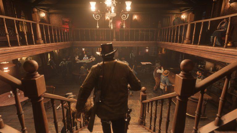 《荒野大镖客2》画面提升预测视频,到底PC版的画质会怎样呢?