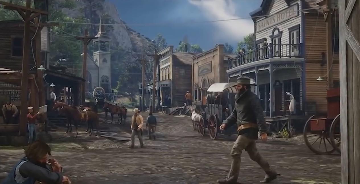 实践检验真理《荒野大镖客2》PC版究竟能带来什么样的体验?