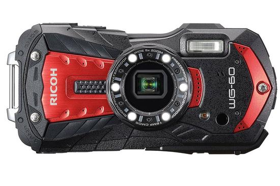 理光发布三防相机WG-60 机身坚固三防更出色
