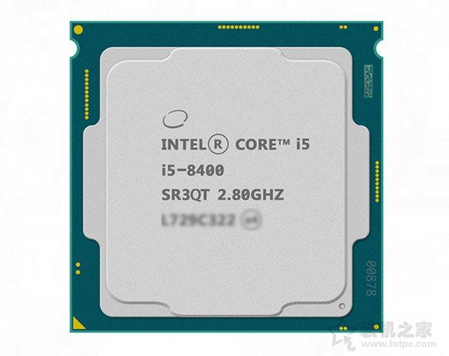 intel CPU开始大降价!八代i5-8400配GTX1066六核独显主机配置推荐