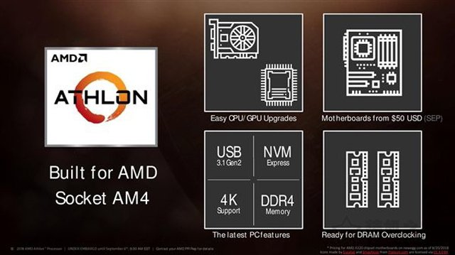 AMD速龙200GE处理器评测:与intel奔腾G4560性能对比测试