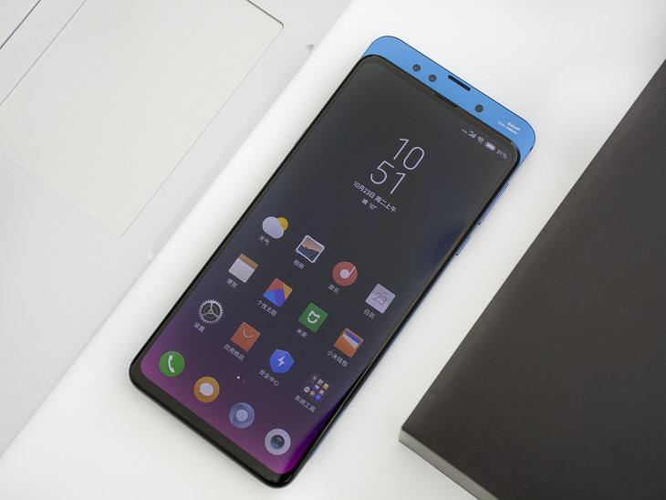 小米MIX3手机怎么样?小米MIX3上手评测:史上最高屏占