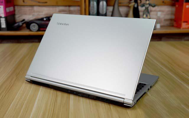 炫龙耀9000 II游戏本详细评测 轻薄兼顾高性能游戏笔记本