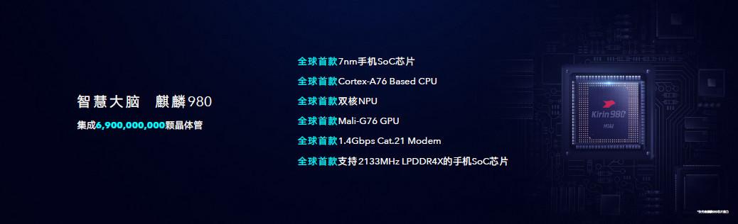 荣耀Magic2发布:搭载麒麟980 售价3799元起