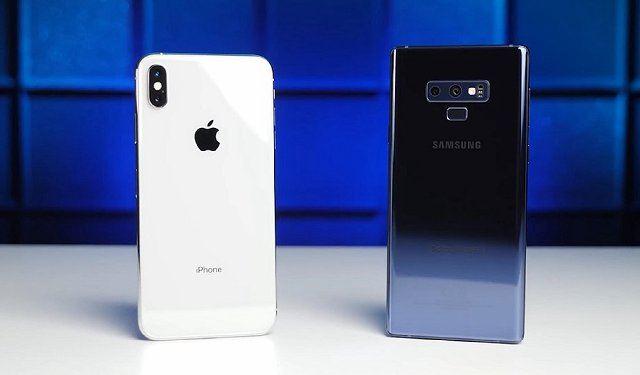 三星Note9与iPhone XS的区别对比 三星Note9对比iPhone XS那个好?