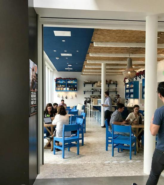 餐厅成为科技巨头新战场 谷歌一年伙食费5个亿