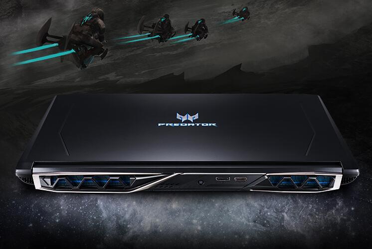 Acer掠夺者Helios 500笔记本评测:i9 8950HK加持,性能强大的游戏本