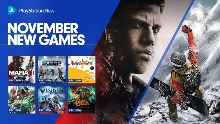 Playstation now将新加入11款游戏 《黑手党3》领衔