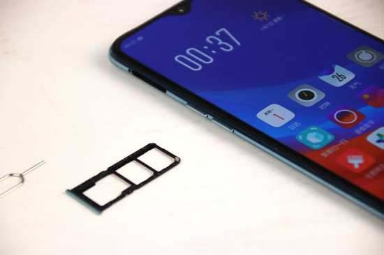 OPPO R15x怎么插SIM卡?OPPO R15x支持安装两张电信卡吗?