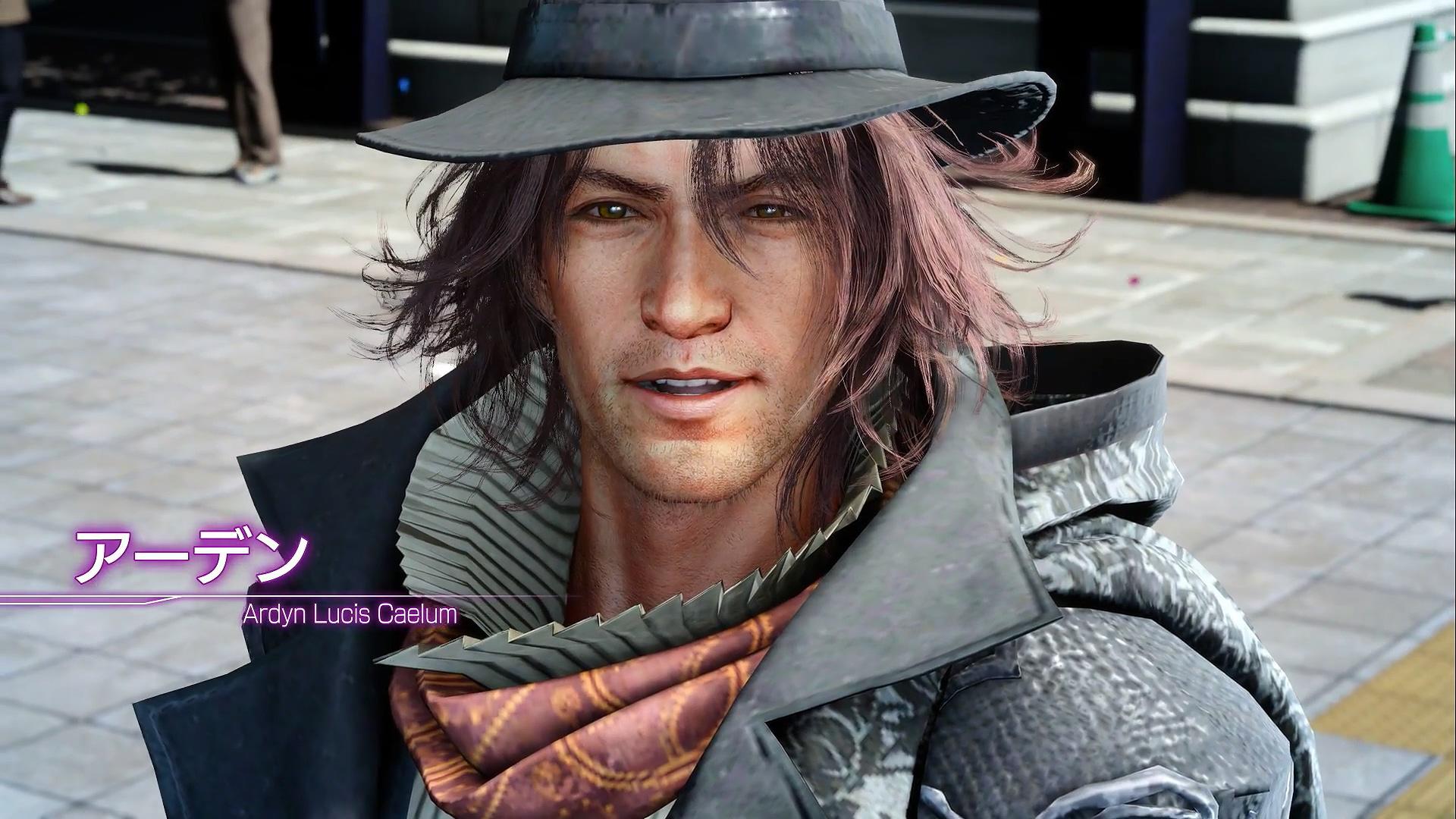唯一幸存的《最终幻想15》最终DLC预告视频发布