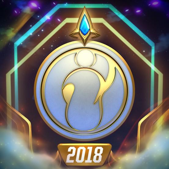 历史首次!《英雄联盟》为iG夺冠设计纪念图标