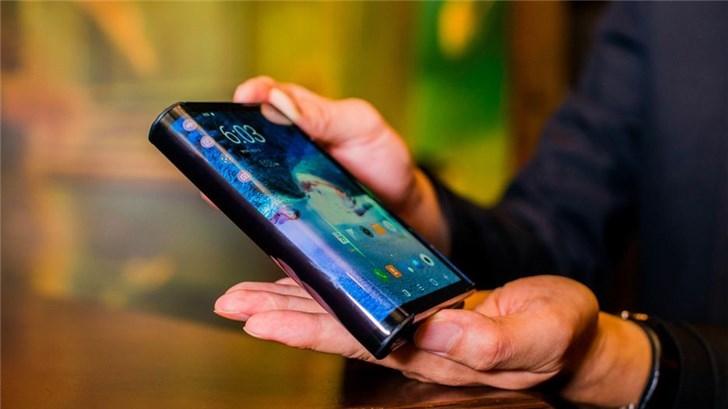 售价8999元起!全球首款可折叠手机FlexPai开启预购