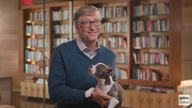 """比尔·盖茨:期待与中方合作伙伴""""共享未来"""""""