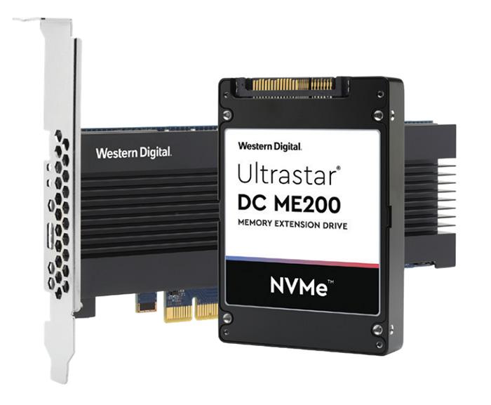 西数推出NVMe内存扩展硬盘:牺牲点性能换96TiB内存容量