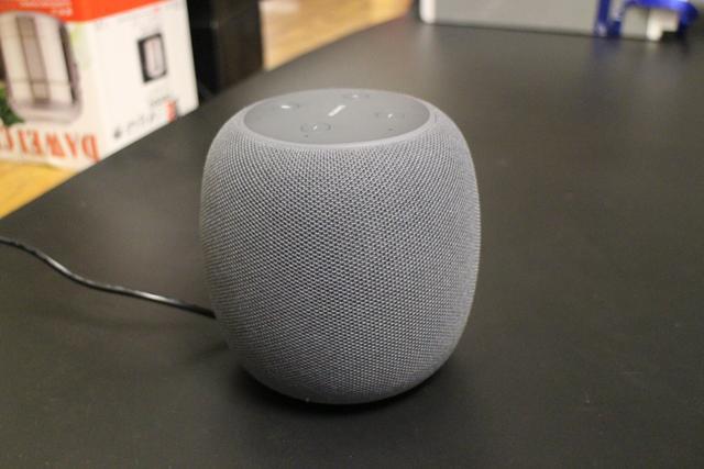 """华为AI智能音箱""""小艺"""":同价位音质最出色的智能音箱"""