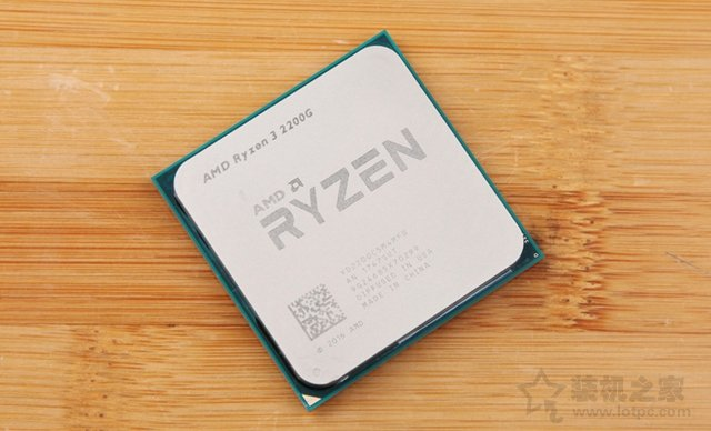 办公和游戏兼备 2000元锐龙R3-2200G核显高性价比入门配置推荐