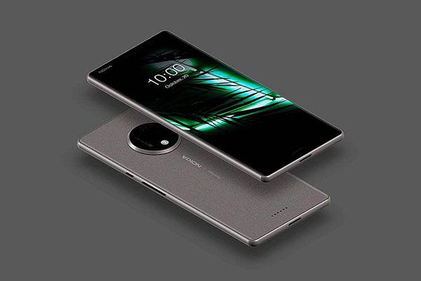 未来的手机-概念机