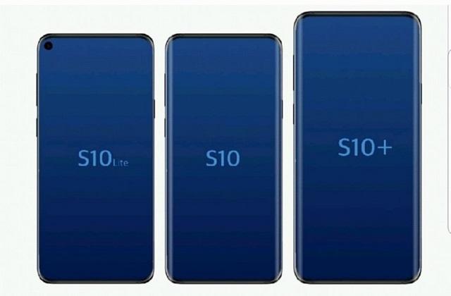 三星S10+顶配版确认:12GB+1TB超大内存 传售价比苹果便宜