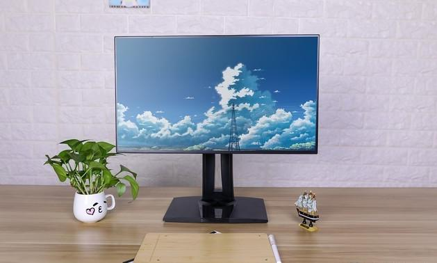 优派VP2458显示器评测 出色的色准以及色调响应