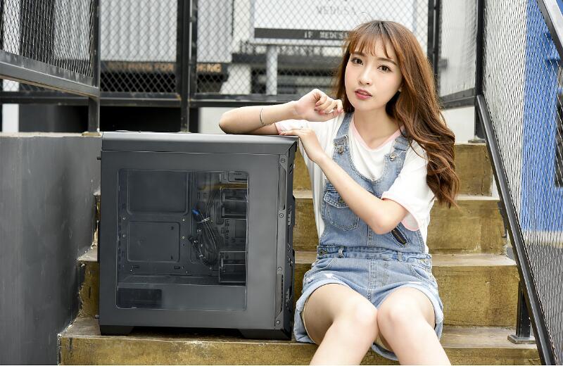 2000元intel酷睿i3-8100核显高效装机办公电脑配置推荐