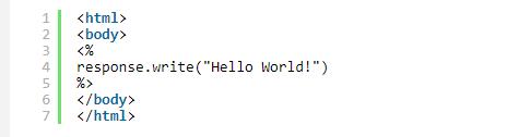 向浏览器写输出