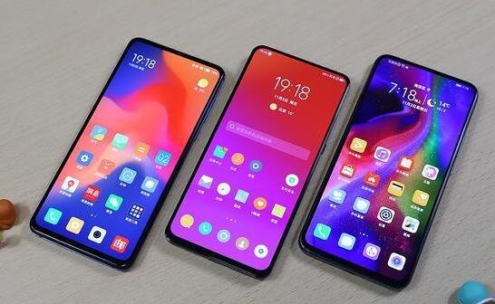 小米MIX3/荣耀Magic2/联想Z5 Pro对比评测 滑屏手机哪个好?