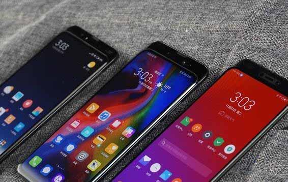 滑屏手机大比拼!荣耀Magic2/小米MIX3/联想Z5 Pro对比哪个好?