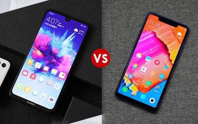 华为畅享9Plus和小米8SE哪个好?畅享9Plus和小米8SE对比区别