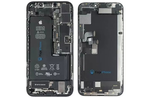 iPhone XS电池