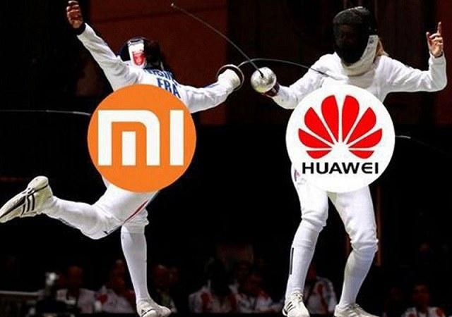小米华为明年手机销量目标曝光:都瞄准增长20%