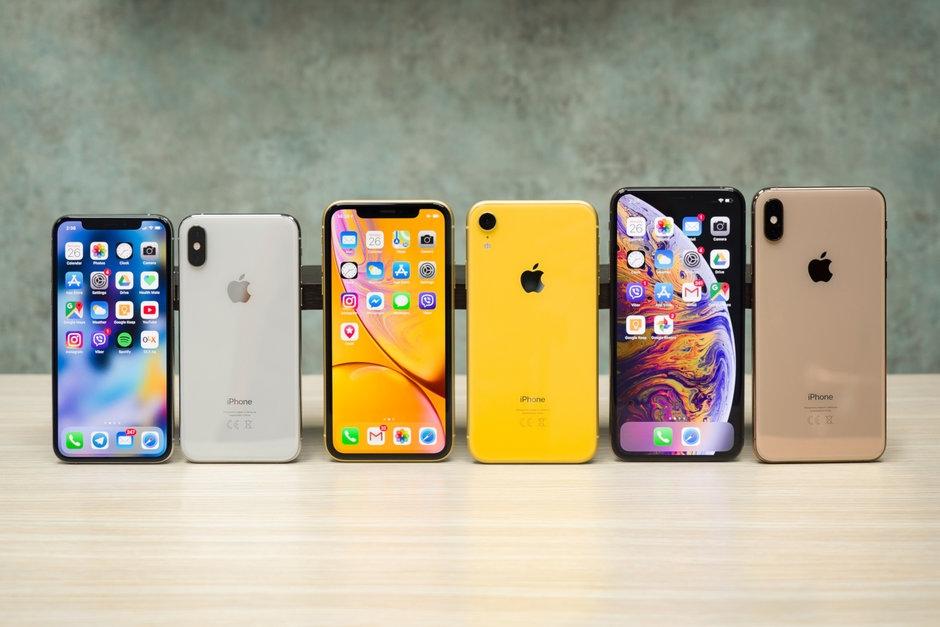 2018年最热门苹果<a href=/mobile/ target=_blank class=infotextkey>手机</a>盘点:从iPhone7到iPhoneXS Max
