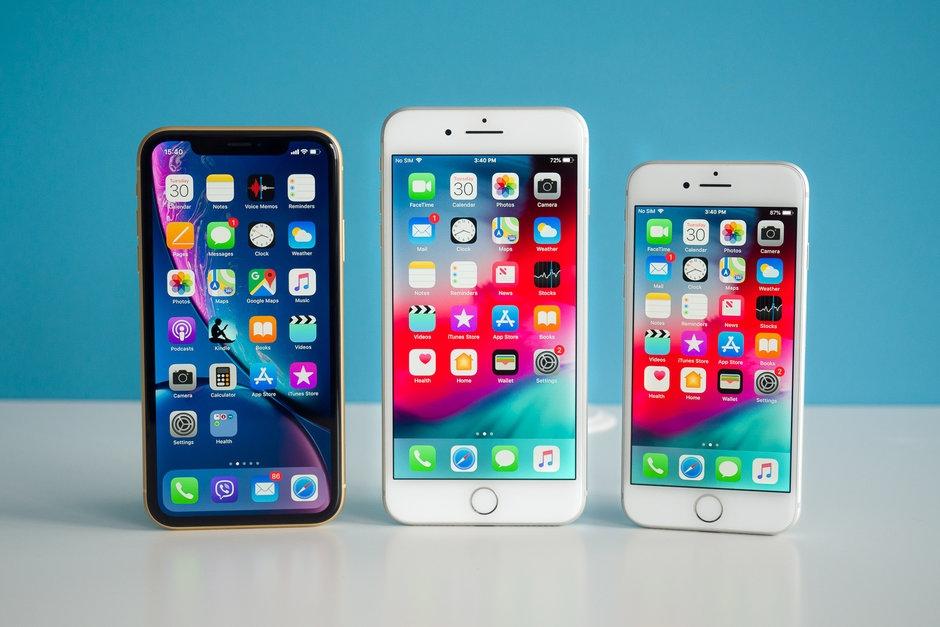 2018年最热门苹果手机盘点:从iPhone7到iPhoneXS Max