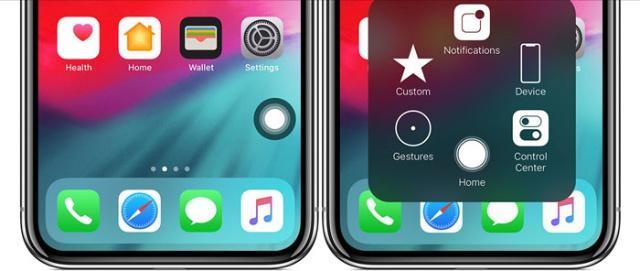 iPhone XS怎么打开辅助触控小白点?苹果iPhone屏幕辅助触控使用教程