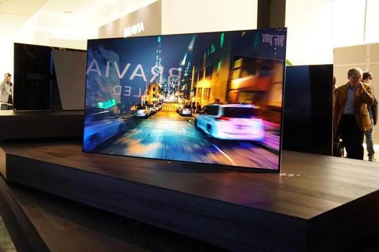 索尼2019年或发布17款新索尼BRAVIA系列电视产品